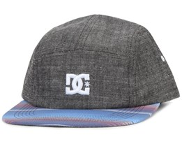 Traintracks Dark Shadow 5-Panel - DC