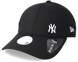 New York Yankees 9Forty Women Diamond Black Adjustable - New Era