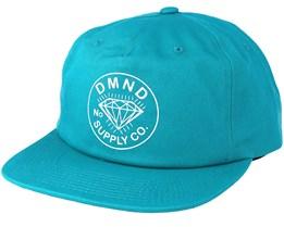 Trader Blue Snapback - Diamond
