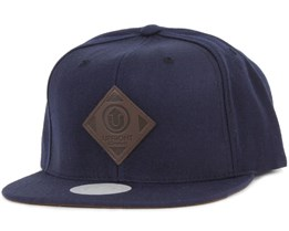 Offspring Navy/Brown Snapback - Upfront
