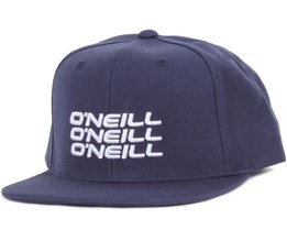 Stacked Navy Snapback - O'Neill