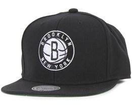 Brooklyn Nets Wool Solid - Mitchell & Ness