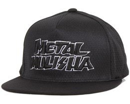 Division Black Fitted - Metal Mulisha