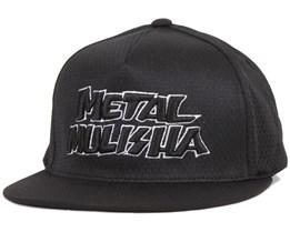 Division Black Fitted - Metal Mulisha