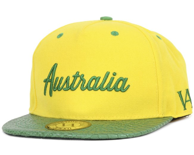 Australia Strapback - Vincentius Apparel