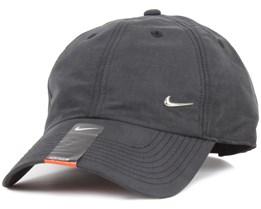 Metal Swoosh 10 Black Adjustable - Nike