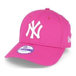 New Era Kids NY Yankees Basic Hot Pink 940 Adjustable - New Era £13.49  £14.99 2fd397a763e2