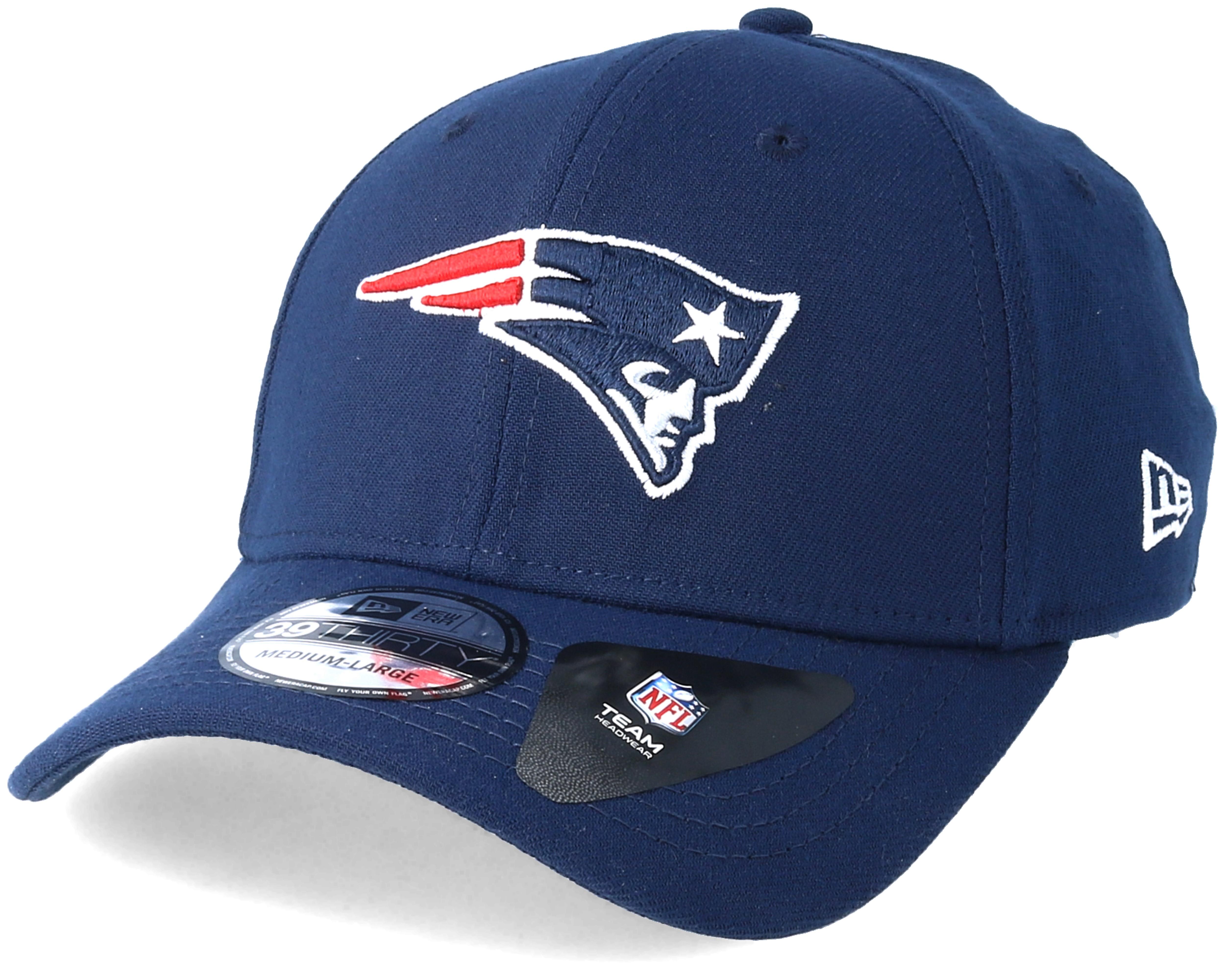 New England Patriots Nfl Basic 39thirty Flexfit New Era
