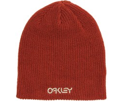 Factory Flip Beanie Burnt Henna - Oakley
