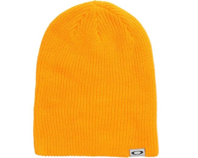 Barrow Beanie Bright Orange - Oakley