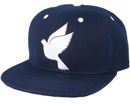 Save Us Navy Snapback - Galagowear