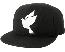 Save Us 2 Black Snapback - Galagowear
