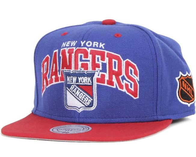 New York Rangers Team Arch - Mitchell & Ness