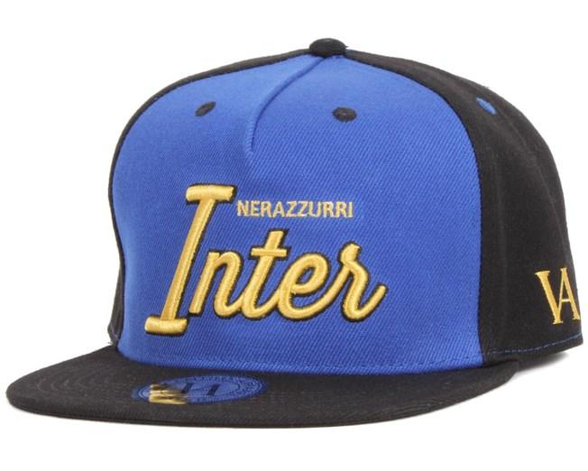 Inter Snapback - Vincentius Apparel