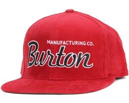Standard Snapback Tango Red - Burton