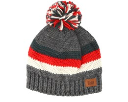 Mayfield Dark Grey Beanie - Billabong