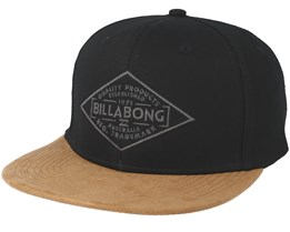 Sama Black Snapback - Billabong