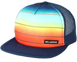 Kids Boy Orange Trucker - Billabong