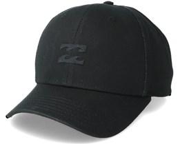 Emblem Black Adjustable - Billabong