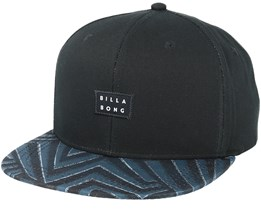 Sundays Black Snapback - Billabong