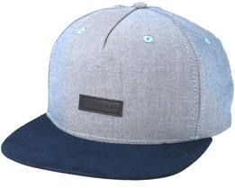 Oxford Blue Snapback - Billabong