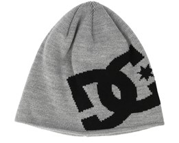 Kids Big Star Boy Grey Beanie - DC