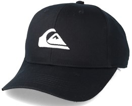 Kids Decades Youth Black Adjustable - Quiksilver
