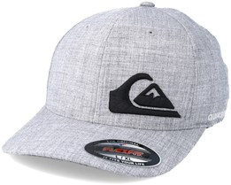 Final Heather Grey Flexfit - Quiksilver