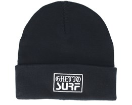 Ghetto Surf black Beanie - Quiksilver