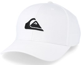 Decades White Adjustable - Quiksilver
