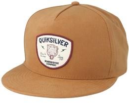 Smorgasborg Khaki Snapback - Quiksilver