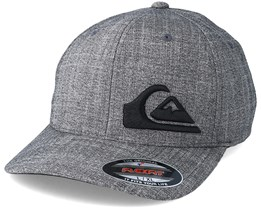 Final Grey Flexfit - Quiksilver