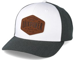 Sleater Vine White/Grey Adjustable - Quiksilver