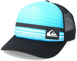 Foambition Blue Multi Trucker - Quiksilver
