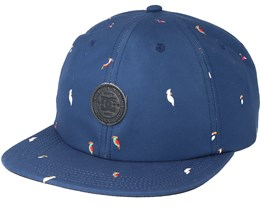 Everman Blue Snapback - DC