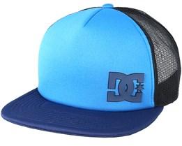 Madglads Blue Trucker - DC