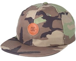 Everman Camo Snapback - DC
