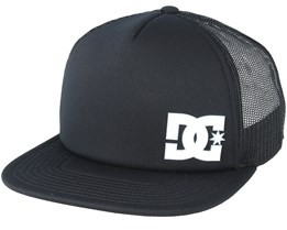Madglads Black Trucker - DC
