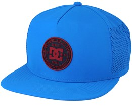 Markerson Blue Snapback - DC