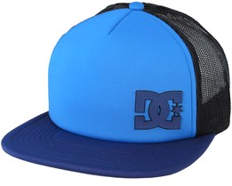 Kids Madglads Boy Blue Trucker - DC