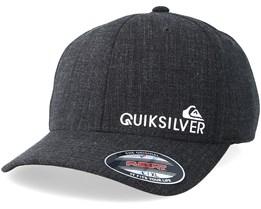 Sidestay Dark Grey Flexfit - Quiksilver