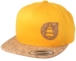 Narrow Sand Snapback - Picture