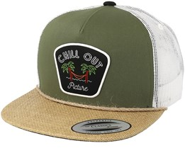 Tampa Green Trucker - Picture