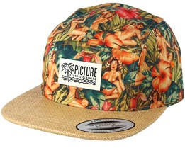 Betty Pinup Multi 5 Panel - Picture