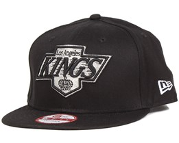 LA Kings NHL Black Basic 9Fifty Snapback - New Era