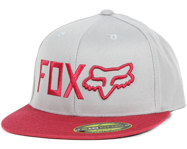 Methods Grey Fitted - Fox
