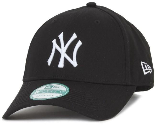 NY Yankees 940 Basic Black - New Era