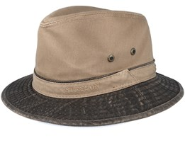 Cotton Braun Traveller - Stetson
