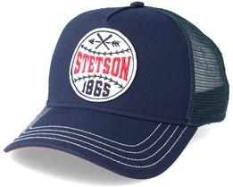 Baseball 2 Navy Trucker - Stetson