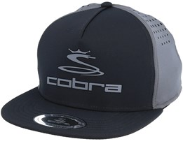 Tour Vent Black Snapback - Cobra